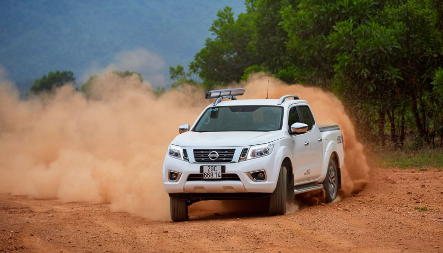 Navara NP300 VL – A real warrior – A view from owner after 10,000km of use