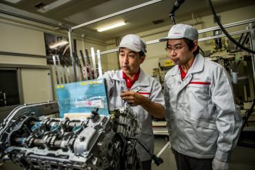 Trung tâm kiểm tra chất lượng Nissan toàn cầu