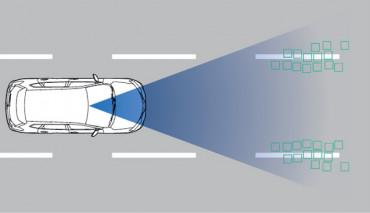 Hệ thống Cảnh báo chệch làn đường trên xe Nissan