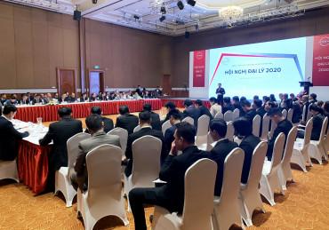 Nissan Việt Nam tổ chức Hội nghị Đại lý toàn quốc 2020