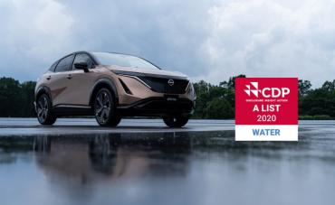 Nissan được đánh giá cao bởi nỗ lực quản lý và sử dụng nước