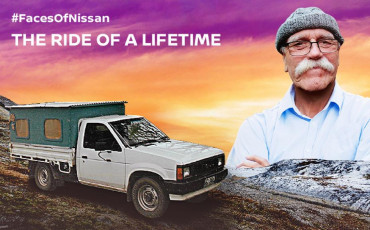 How an impulse buy became a man's best mate: The story of Richard and his Nissan Navara