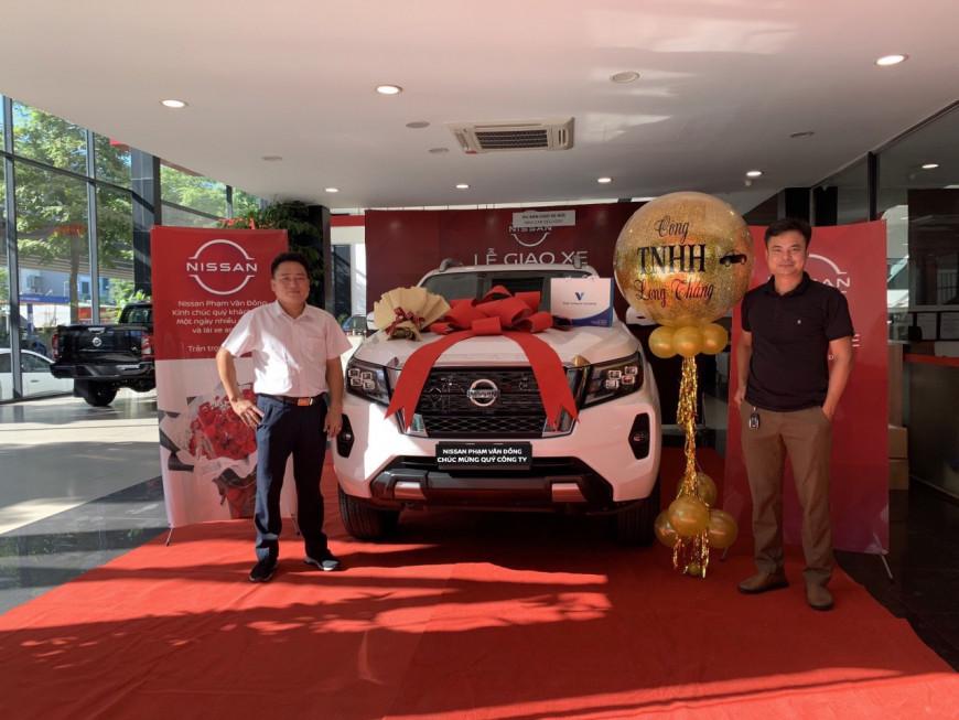 Nissan Navara 2021 bắt đầu về đại lý Nissan toàn quốc
