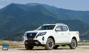 Đánh giá Nissan Navara 2021:
