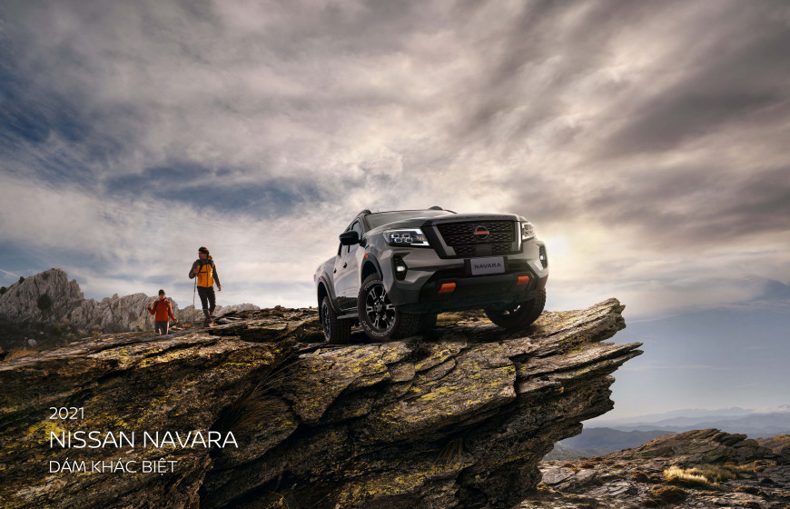Nissan Navara 2021 premieres in Vietnam with significant change