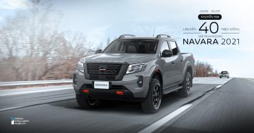 Nissan Việt Nam áp dụng chính sách ưu đãi đặc biệt cho Nissan Navara 2021 trong tháng 9